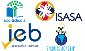 Eco Schools Affiliated / ISASA Registered